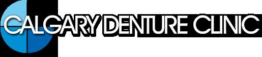 Calgary Denture Logo